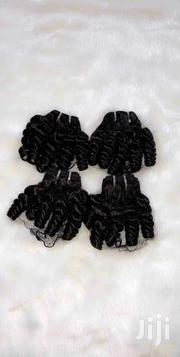 Original Brazilian Remy Virgin Human Hair Bouncy Curls | Hair Beauty for sale in Greater Accra, Odorkor