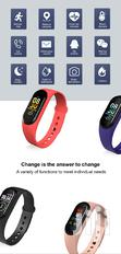 Fitpro Smart Health Band   Smart Watches & Trackers for sale in Achimota, Greater Accra, Ghana