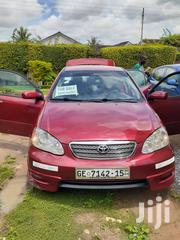 Toyota Corolla 2006 S Red | Cars for sale in Greater Accra, Achimota