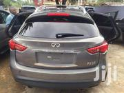 Infiniti FX35 2010 Base 4x2 (3.5L 6cyl 7A) Silver | Cars for sale in Greater Accra, Kwashieman