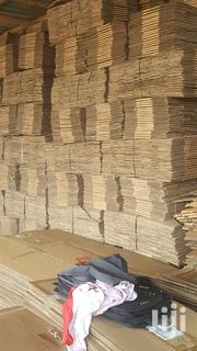 Cardboards And Boxes Of All Sizes Shapes And Demensions For Sale | Manufacturing Materials & Tools for sale in Greater Accra, Achimota