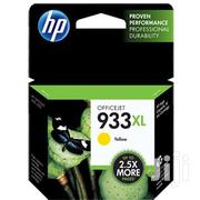 Hp 933XL High Yield Original Ink Cartridge - Yellow | Computer Accessories  for sale in Greater Accra, Odorkor