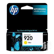 Hp 920 Original Ink Cartridge - Yellow | Computer Accessories  for sale in Greater Accra, Odorkor
