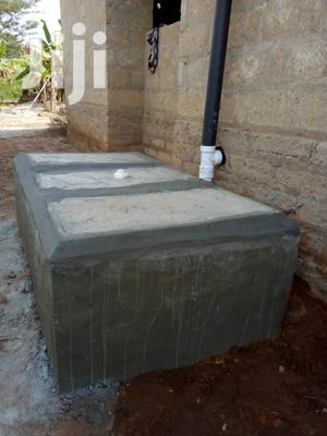 Cheap Affordable Biodigester Toilet