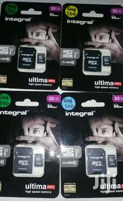 Integral UK 32GB Micro SD Memory Card | Accessories for Mobile Phones & Tablets for sale in Eastern Region, Asuogyaman