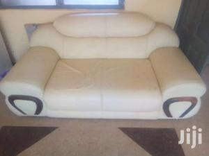 Terrific 2 In 1 Lather Sofa For Sale Evergreenethics Interior Chair Design Evergreenethicsorg