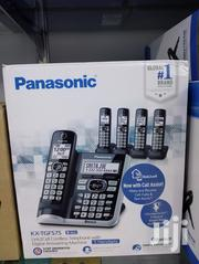 Panasonic Cordless Pabx With 5 Handset With Answering Machine | Home Appliances for sale in Greater Accra, Dzorwulu
