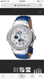 JBW Diamond Leather Watch | Watches for sale in Greater Accra, Abelemkpe