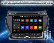 Hyundai Santa Fe 2012/016 Dvd Radio Touch Screen HD Multimedia | Vehicle Parts & Accessories for sale in Greater Accra, Abossey Okai