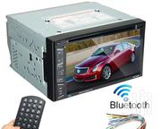 Universal Car Radio Dvd HD Multimedia Touch Screen | Vehicle Parts & Accessories for sale in Greater Accra, Abossey Okai