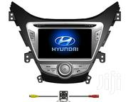 Hyundai Elantra 2010/013 Dvd Radio HD Multimedia Player | Vehicle Parts & Accessories for sale in Greater Accra, Abossey Okai