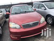Toyota Corolla 2004 Sedan Red | Cars for sale in Northern Region, West Gonja
