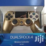 Ps4 Controller Red/Gold | Video Game Consoles for sale in Greater Accra, Osu