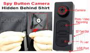Security Button Camera Recorder | Photo & Video Cameras for sale in Greater Accra, Airport Residential Area