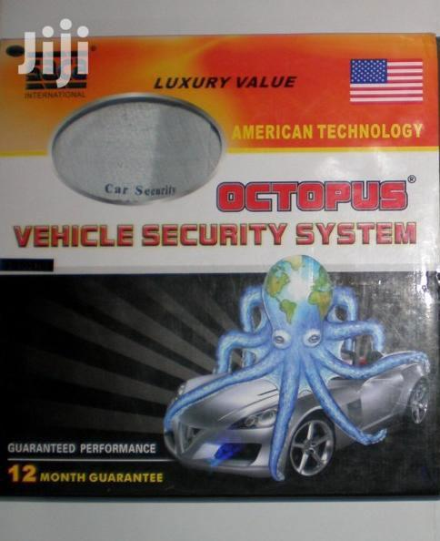 Archive: Car Alarm System