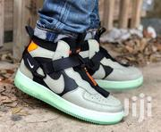 Nike Air Utility Space Frog   Shoes for sale in Greater Accra, Accra Metropolitan