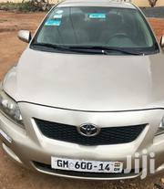 Toyota Corolla 2009 1.8 Advanced Gold | Cars for sale in Eastern Region, Kwahu West Municipal