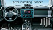 Toyota  FJ Cruise Radio Bluetooth Dvd | Vehicle Parts & Accessories for sale in Eastern Region, Asuogyaman