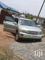 Toyota Highlander 2002 Gray | Cars for sale in Greater Accra, Tesano