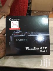 Canon Powershot G7 X Mark Digital Camera | Photo & Video Cameras for sale in Greater Accra, Adabraka