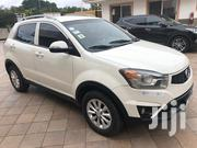 SsangYong Korando 2013 White | Cars for sale in Greater Accra, East Legon (Okponglo)
