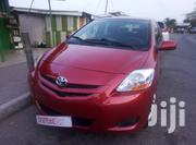 New Toyota Yaris 2009 1.5 Automatic Red | Cars for sale in Greater Accra, Achimota