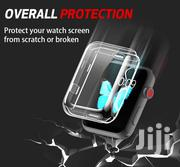 Transparent Protective Case for Apple Watch Series 1 2 3 4 5   Smart Watches & Trackers for sale in Greater Accra, Dzorwulu