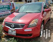Nissan Altima 2010 2.5 Red | Cars for sale in Greater Accra, Kwashieman