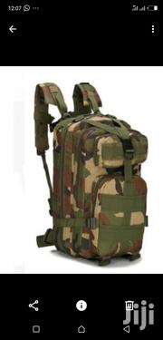 Military Camouflage Backpack Bag For Travelling, Camping | Bags for sale in Greater Accra, Teshie new Town