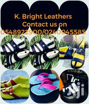 Ghana Made Quality Slippers and Sandals for Every Event | Shoes for sale in Central Region, Effutu Municipal