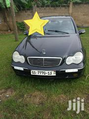 Mercedes-Benz C230 2003 Black | Cars for sale in Eastern Region, Akuapim North