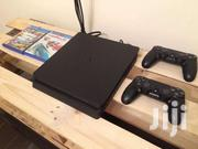 PS4 SLIM (27 Games & 2 Free Controllers) | Video Game Consoles for sale in Greater Accra, East Legon