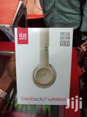 Beats By Dre Solo 3 (Special Edition Gold) Wireless | Audio & Music Equipment for sale in Greater Accra, Kokomlemle