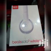 Beats By Dr Dre ( Solo 2 ) Wireless White | Audio & Music Equipment for sale in Greater Accra, Kokomlemle