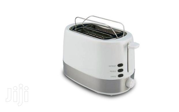 Nasco 850 Watt 2 Slice Toaster