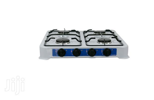 Nasco 4 Burner Gas Stove