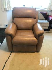 Electric Leather Recliner Chair With Lift Function | Furniture for sale in Greater Accra, Achimota