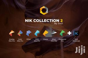 Nik Collection 2 Plugins For Photoshop