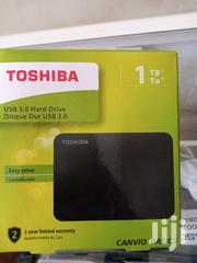 Toshiba 1TB External Hard Drive | Computer Hardware for sale in Greater Accra, Achimota