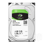 Seagate Barracuda 4TB Internal Hard Drive HDD – 3.5 Inch SATA | Computer Hardware for sale in Greater Accra, Bubuashie