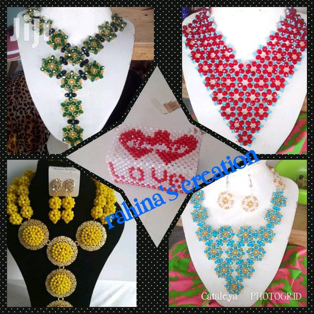 Archive: Bead Necklaces