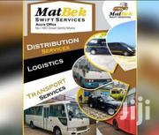 Matbek Swift Services | Chauffeur & Airport transfer Services for sale in Greater Accra, Cantonments