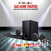 BRAND NEW LG 300w 5.1 Ch Dvd Home Theatre System | Audio & Music Equipment for sale in Greater Accra, Adabraka