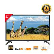 """Coocaa 32"""" Digital Satellite LED TV 
