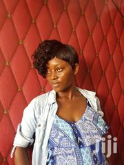 Short Human Hair Wig Cap With Bouncy Curls At The Front | Hair Beauty for sale in Greater Accra, Odorkor