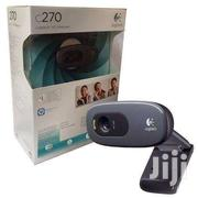 LOGITECH HD WEBCAM C270 | Computer Accessories  for sale in Greater Accra, Achimota