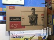 New TCL Smart Android TV 43 Inches | TV & DVD Equipment for sale in Greater Accra, Accra Metropolitan