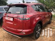 Toyota RAV4 2017 Red | Cars for sale in Greater Accra, Abelemkpe