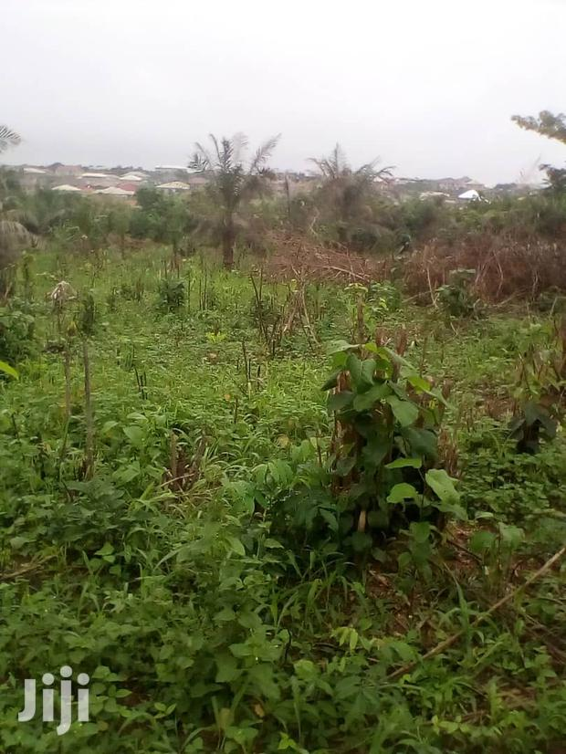 One ACRE Of Land At EJISU Accra Road .Negotiable