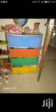 Colourful Plastic Drawers | Furniture for sale in Greater Accra, East Legon (Okponglo)